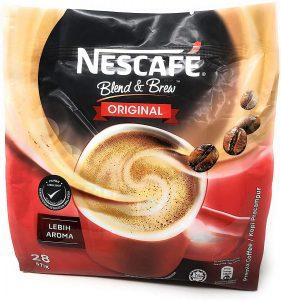 Nescafe 3 In 1 Original Instant Coffee Sticks