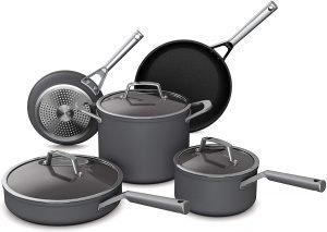Ninja Foodi Neverstick 8 Piece Cookware Set