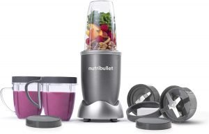 Nutribullet Nbr 1201 High Speed Blender Mixer