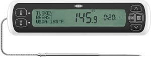 Oxo Good Grips Chef's Precision Digital Leave In Thermometer