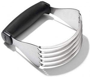 Oxo Good Grips Dough Blender And Pastry Cutter
