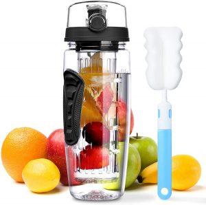 Omron Sport Infuser Water Bottle