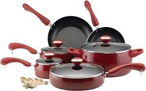 Paula Deen Signature Nonstick Porcelain Cookware Set