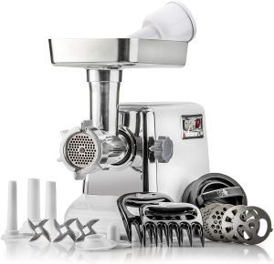 Powerful Stx Turboforce Classic 3000 Series Electric Meat Grinder