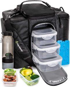 Prep Naturals Meal Prep Bag