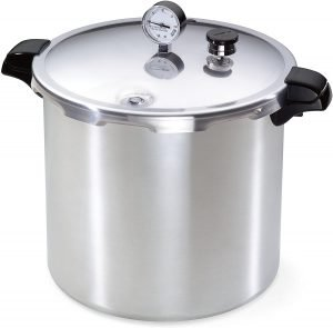 Presto 01781 23 Quart Pressure Canner And Cooker