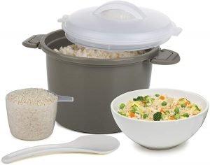 Progressive International Microwave Rice Cooker