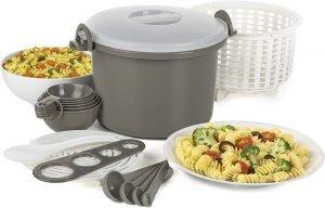 Progressive Prepsolutions Microwaveable Rice Cooker