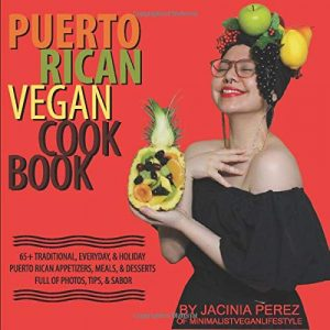 Puerto Rican Vegan Cookbook