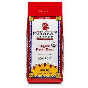 Puroast Low Acid Ground Coffee