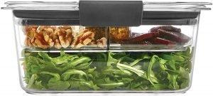 Rubbermaid Brilliance Food Storage Salad Container