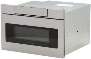 Sharp Smd2470as Microwave Drawer
