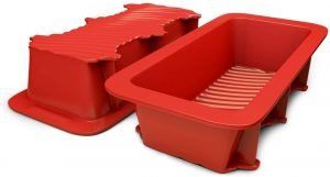Silicone Bread And Loaf Pan