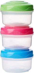 Sistema To Go Collection Mini Food Storage Containers