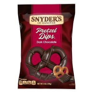 Snyder's Of Hanover Chocolate Pretzel Dips