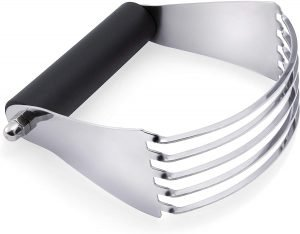 Spring Chef Pastry Cutter And Dough Blender