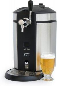 Spt Bd 0538 Mini Kegerator And Dispenser