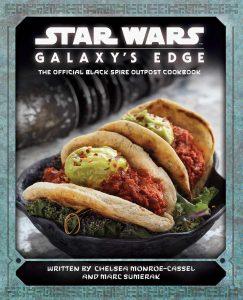 Star Wars Galaxy's Edge Nerdy Cookbook