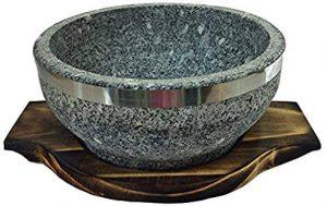 Sunrise Kitchen Supply Korean Stone Bowl