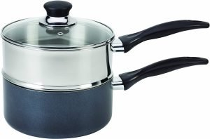 T Fal Specialty Stainless Steel Double Boiler