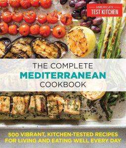 The Complete Mediterranean Cookbook By J.c.davison