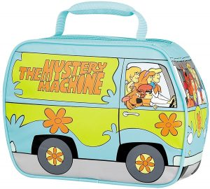 Thermos Novelty Lunch Kit, Scooby Doo, And Mystery Machine