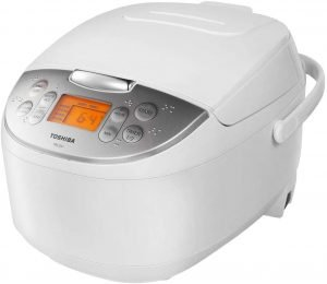 Toshiba Trcs01 Japanese Rice Cooker