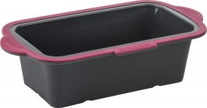 Trudeau Structure Loaf Pan Silicone Bakeware