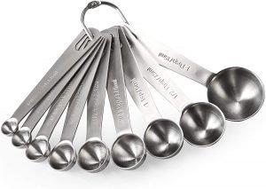U Taste Stainless Steel Measuring Spoons