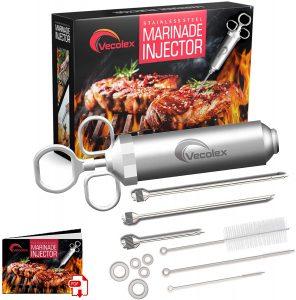 Vecolex Meat Injector