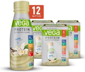 Vegan Protein Nutrition Shake