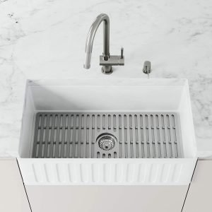 Vigo Single Bowl Kitchen Sink