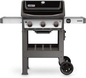 Weber 45010001 Spirit Ii 3 Burner Propane Grill