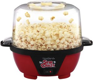 West Bend Stir Crazy Popcorn Popper 82505