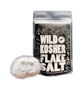 Wild Foods Kosher Salt