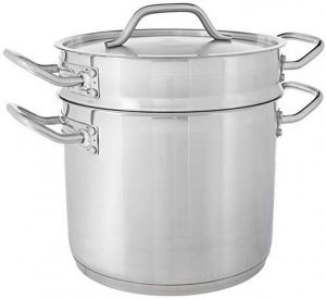 Winware Stainless Steel Double Boiler