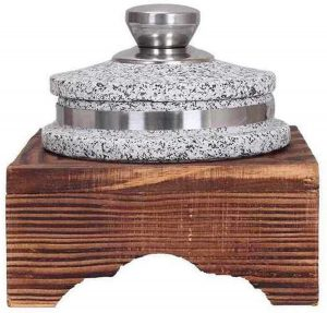 Xiao Wei Korean Stone Bowl