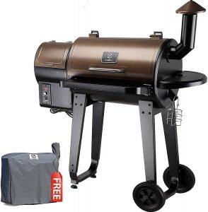 Z Grills Zpg 450a Grill & Smoker