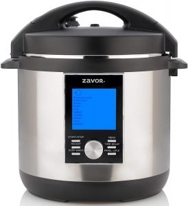 Zavor Lux Lcd Programmable Electric Multi Cooker