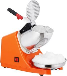 Zeny Ice Crushers Machine Electric Snow Cone Maker