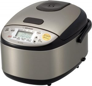 Zojirushi Ns Lgc05xb Micom Japanese Rice Cooker