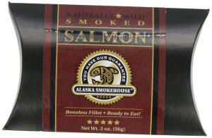 Alaska Smokehouse Smoked Salmon Fillet