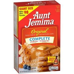 Aunt Jemima Pancake & Waffle Mix