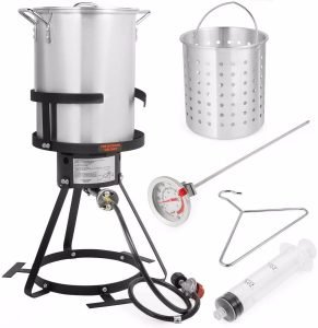 Barton Deluxe Seafood Boiler