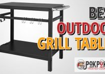 5 Best Outdoor Grill Tables (Reviews Updated 2021)