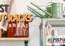 5 Best Pot Racks (Reviews Updated 2021)