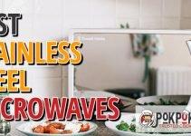 5 Best Stainless Steel Microwaves (Reviews Updated 2021)