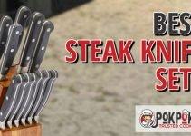 5 Best Steak Knife Sets (Reviews Updated 2021)
