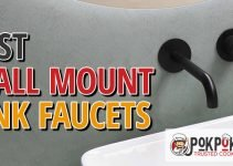 5 Best Wall Mount Sink Faucets (Reviews Updated 2021)