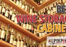 5 Best Wine Storage Cabinets (Reviews Updated 2021)